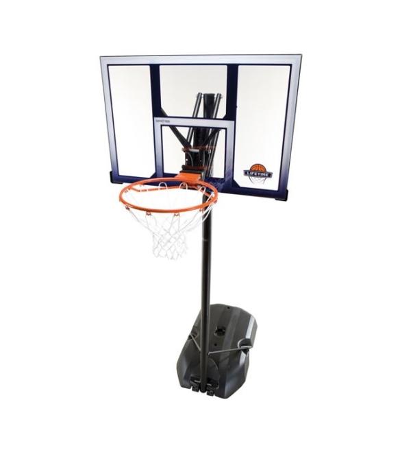 Basketball pole Slam