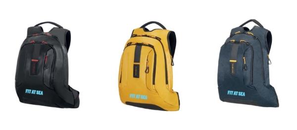 Samsonite backpacks